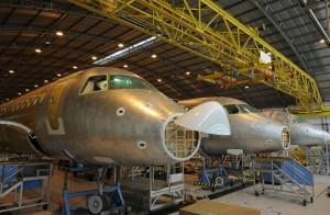 Aerospace Welding Application