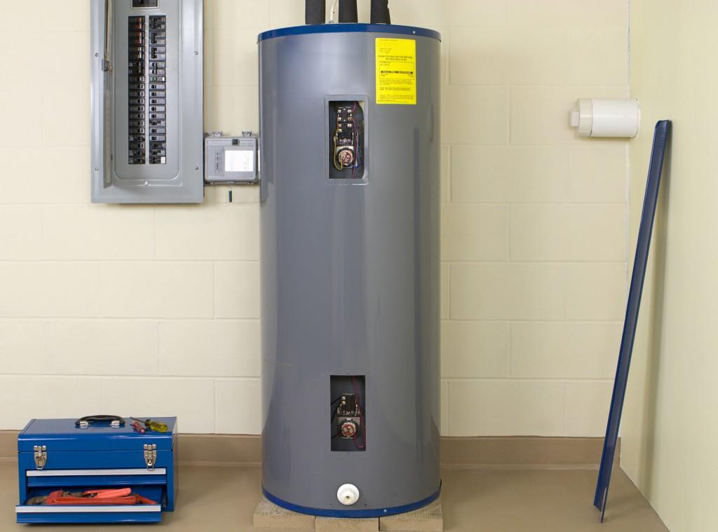 Water Heater Welding Application
