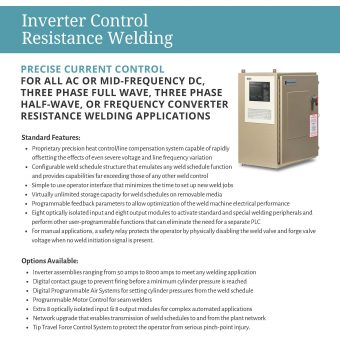 Inverter Control Specifications